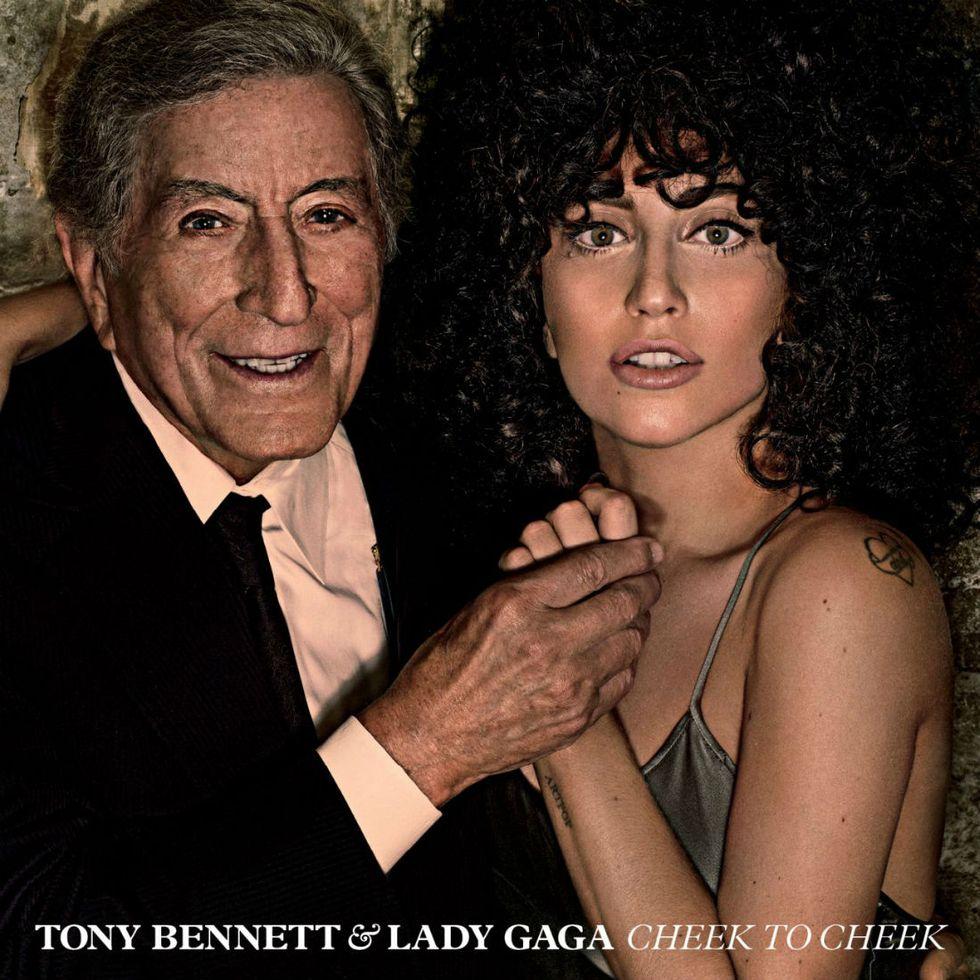 Le 5 canzoni cult del disco di Lady Gaga con Tony Bennett