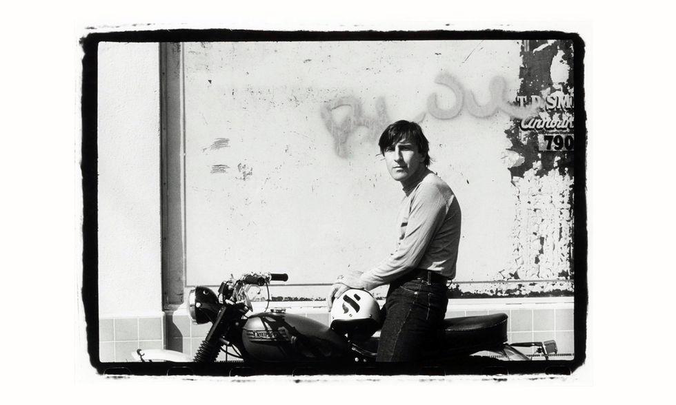 Dennis Hopper fotografo