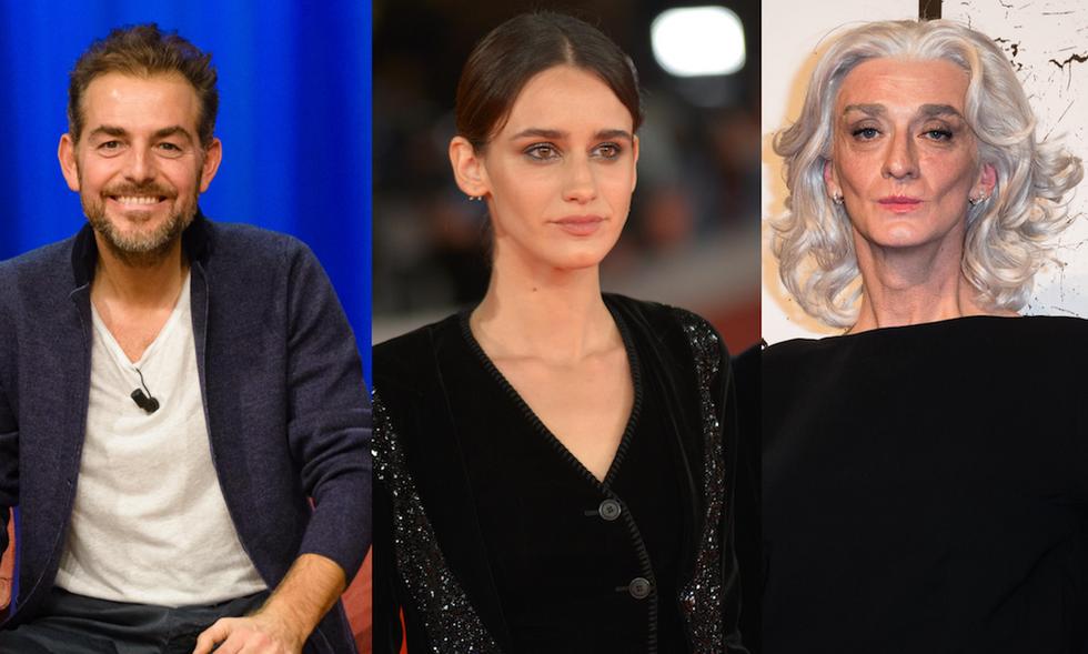 personaggi tv rilevazione 2017