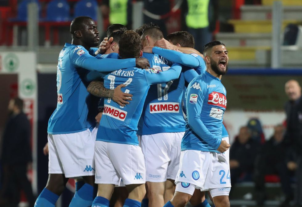 Serie a 2017 2018 pagelle girone andata