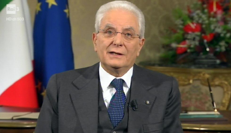 discorso fine anno presidente mattarella