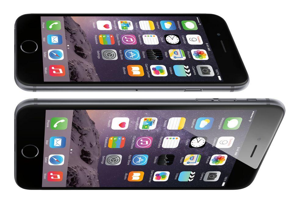 iPhone 6 e iPhone 6 plus, la prova