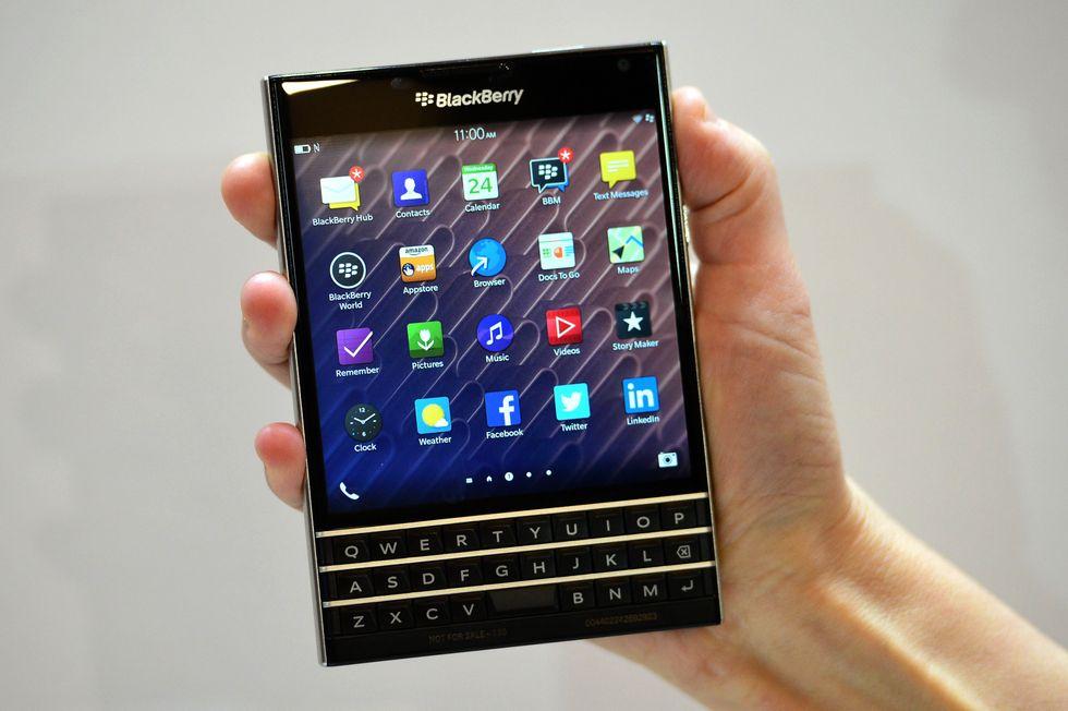 BlackBerry Passport, speranze al quadrato