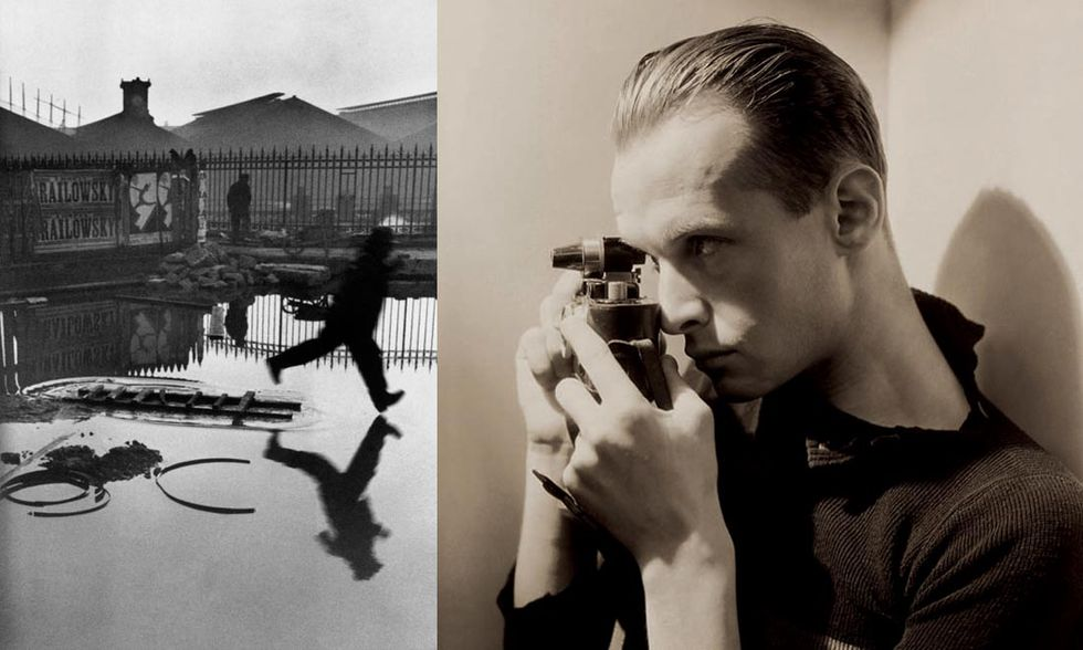 Henri Cartier-Bresson in retrospettiva a Roma
