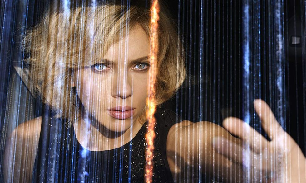 "Scarlett Johansson in ""Lucy"""