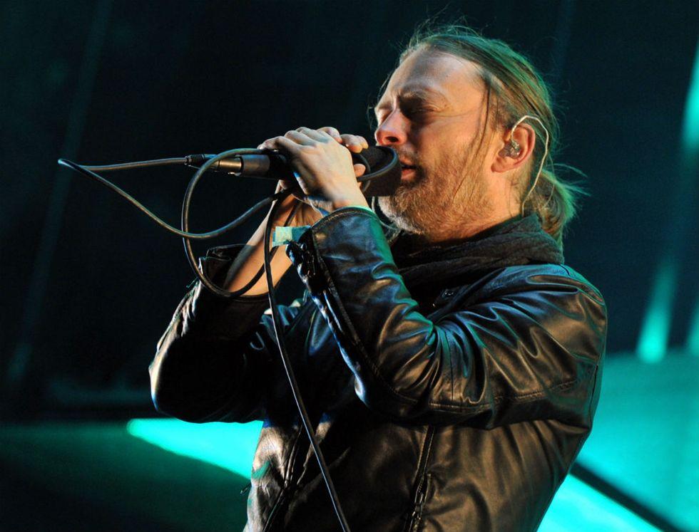 Thom Yorke meglio degli U2? Il nuovo album su Bit Torrent
