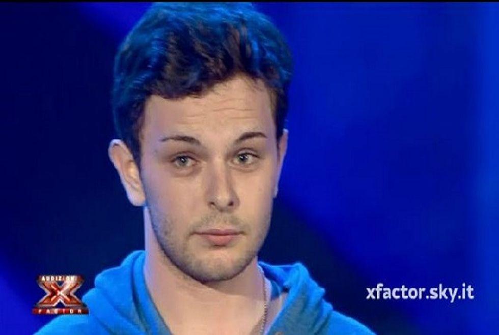"""Ascolti 25-9: """"X Factor"""" pareggia con Santoro e batte Rai 3"""