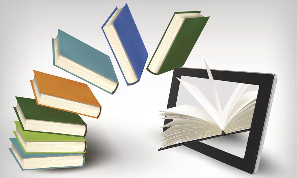 I 20 libri più amati su Facebook