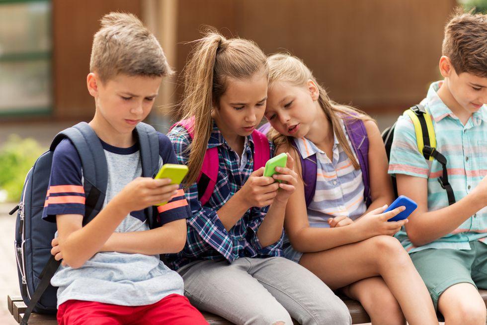 iPhone bambini