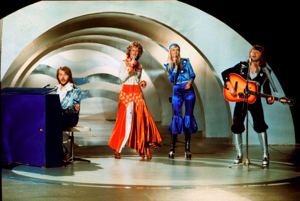 Abba: esce Live at Wembley Arena, il concerto cult del 1979