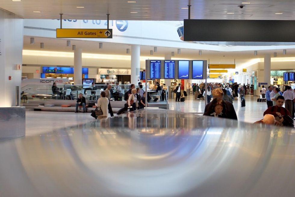 aeroporti controlli