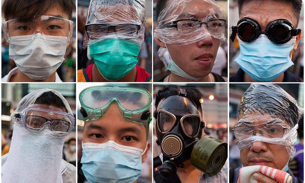 La rivolta per la democrazia di Hong Kong