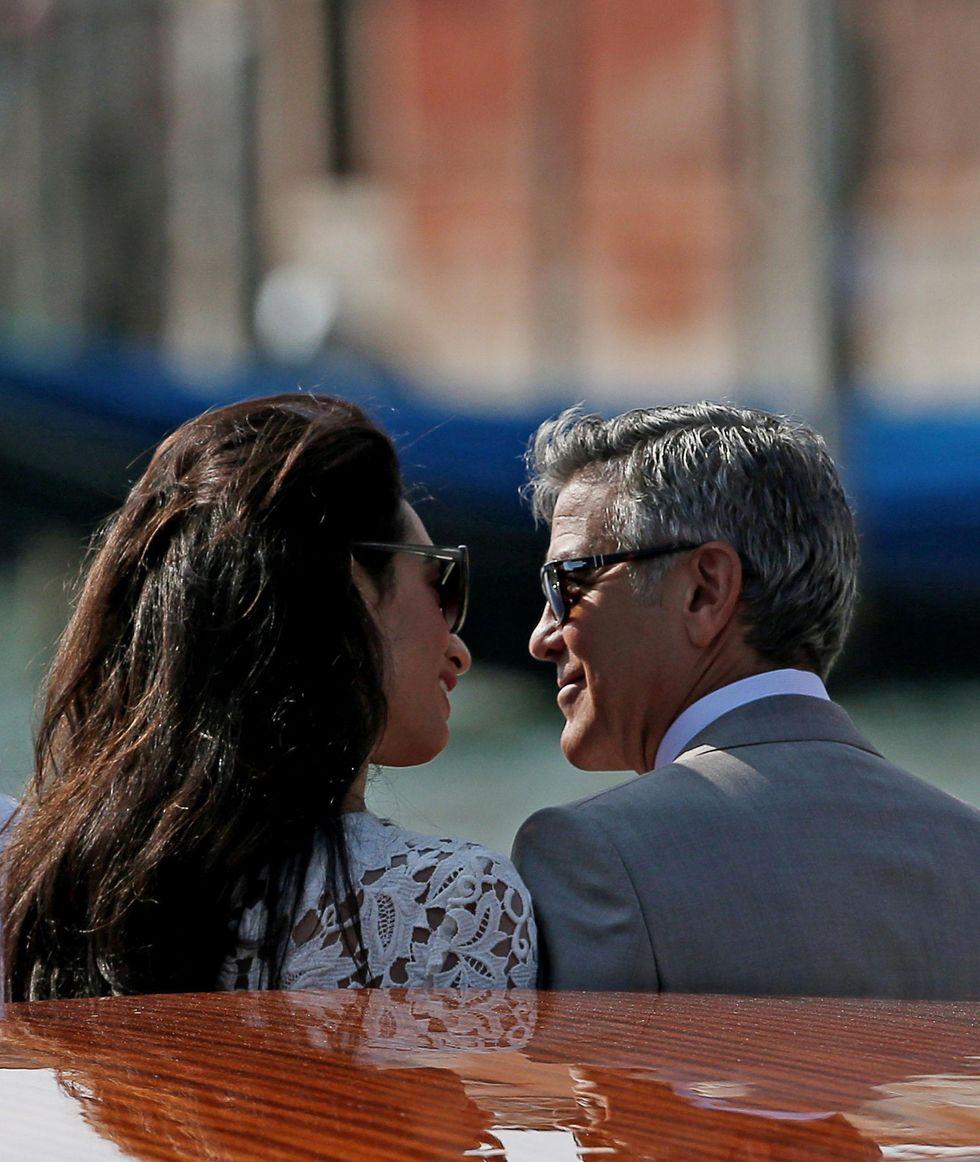 George Clooney e Amal Alamuddin, cronaca di un matrimonio infinito