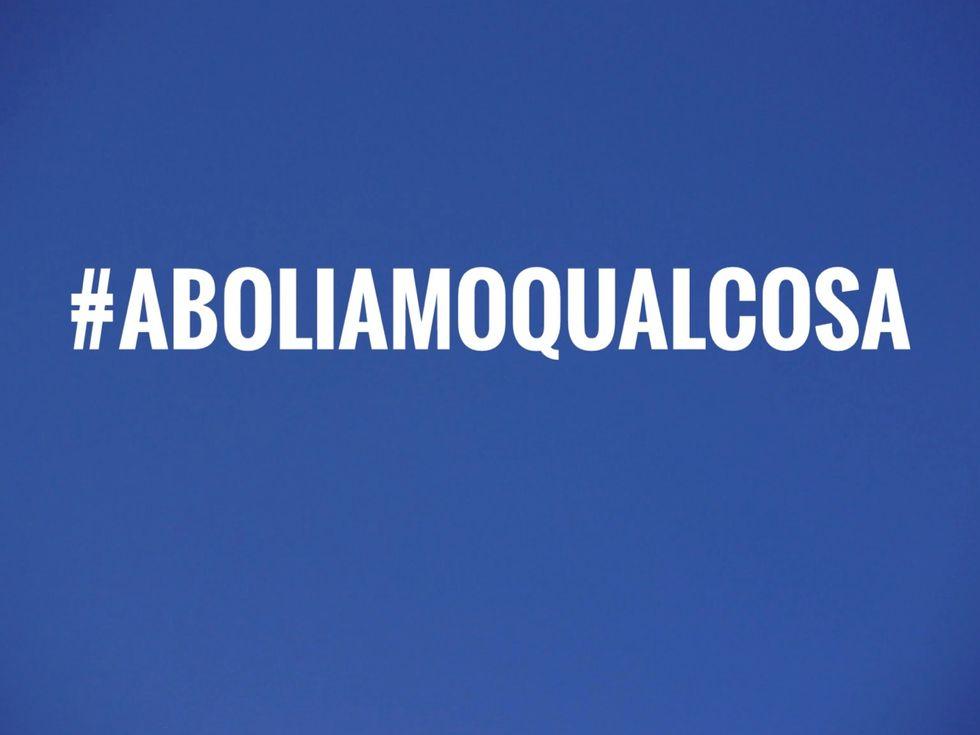 #AboliamoQualcosa: le proposte più divertenti sul web