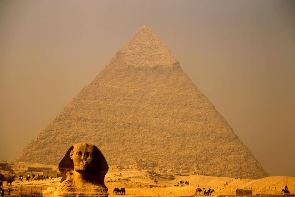 Il ritorno degli Egizi
