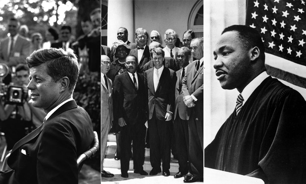 I Kennedy e la lunga lotta per i diritti civili