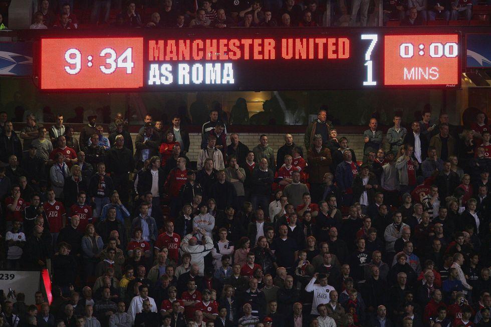 Champions: Roma, 7 ragioni per cancellare la vergogna di Manchester