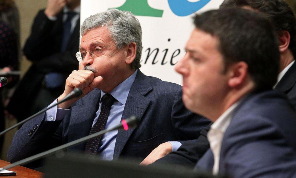 Renzi-D'Alema e la storia del dissenso a sinistra