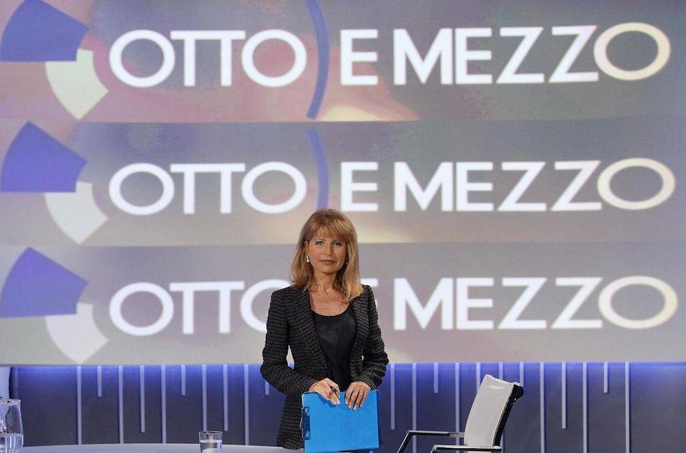 Otto e Mezzo, Lilli Gruber di nuovo in onda dal 27 ottobre