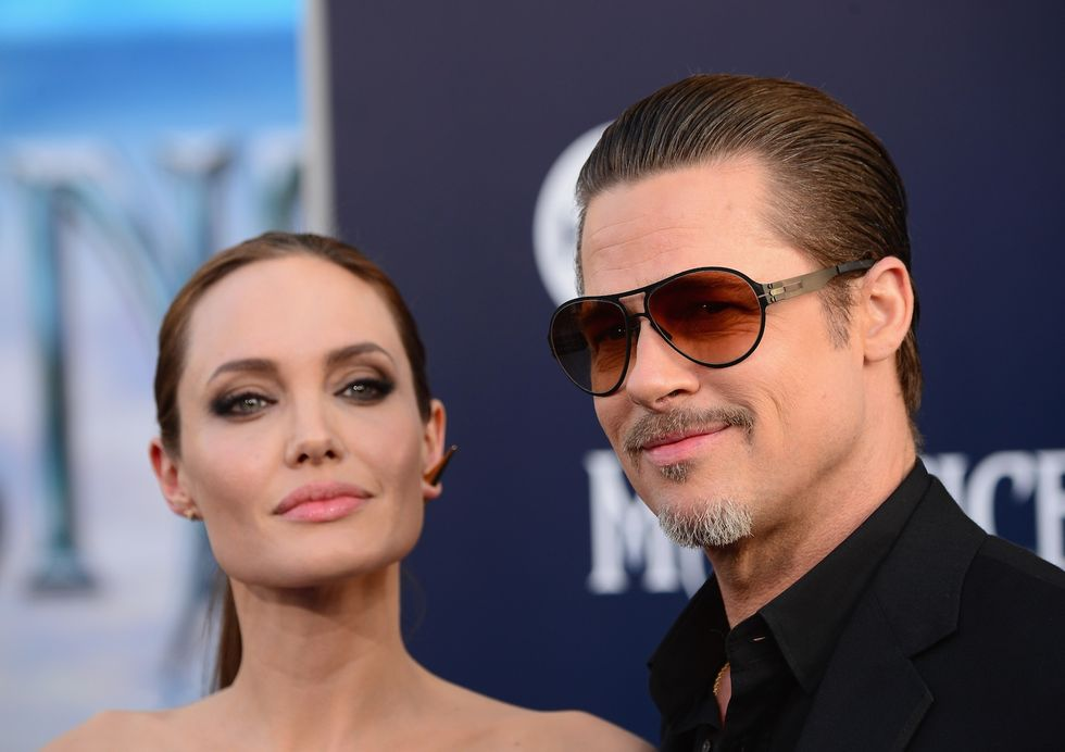 Brad Pitt e Angelina Jolie, trasloco a Londra in vista