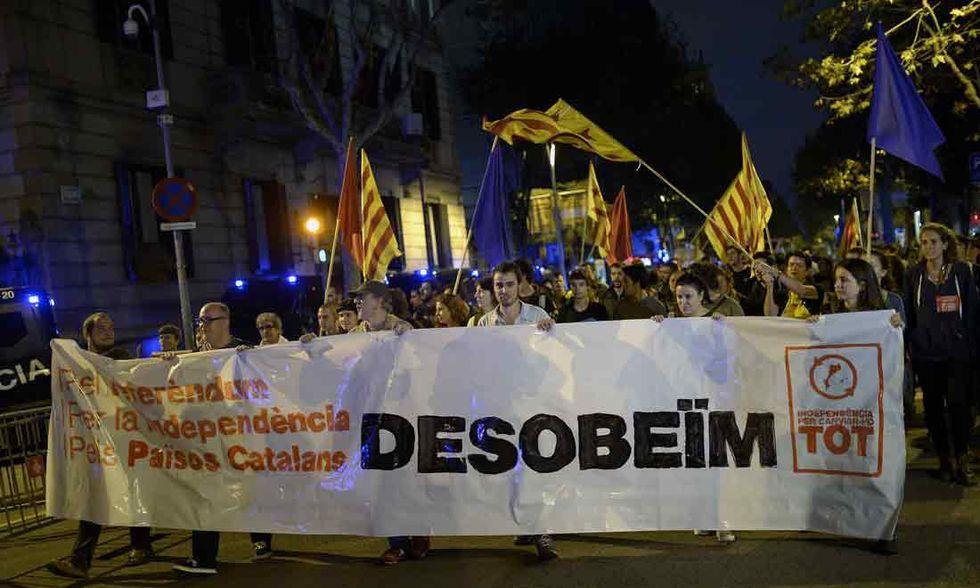 Le ragioni economiche degli indipendentisti catalani