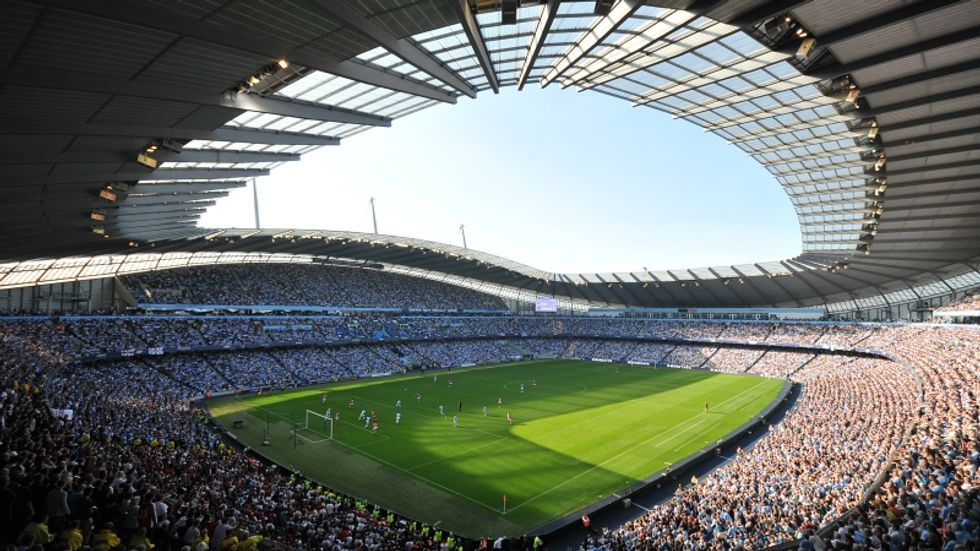 Champions: Manchester City - Roma, la partita via Twitter