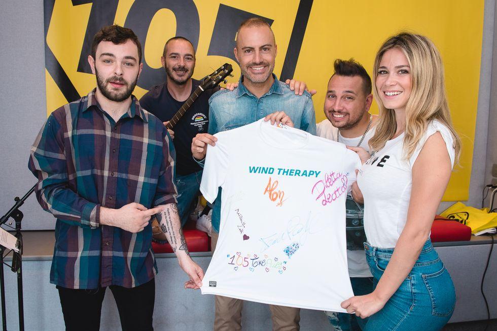 DJ e Celebrities a favore dei ragazzi di Flyin Hearts Onlus