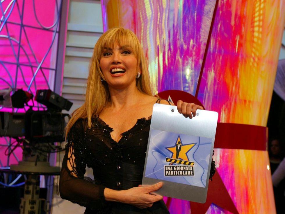 Milly Carlucci compie 60 anni