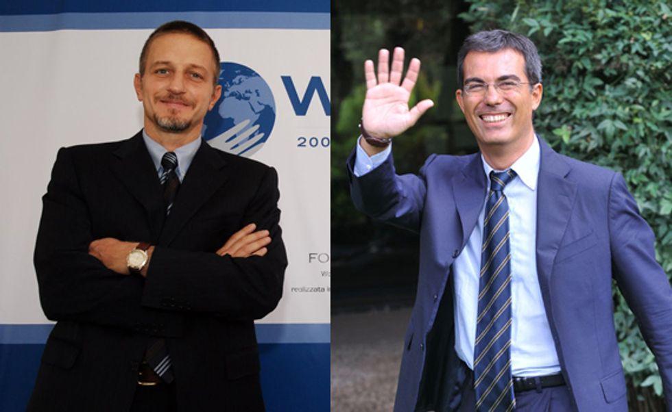 LA disfida dei talk: Benigni cannibalizza Floris e Giannini