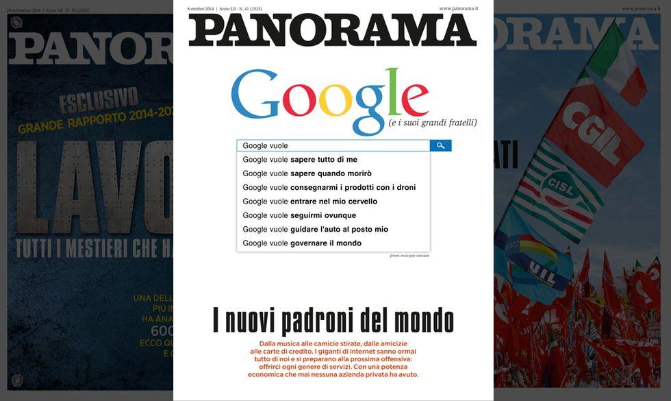 Google e i giganti di Internet: ecco i nuovi padroni del mondo