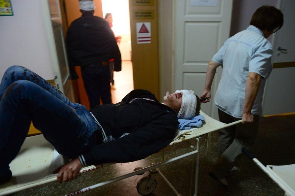 Donesk: sangue sul primo giorno di scuola