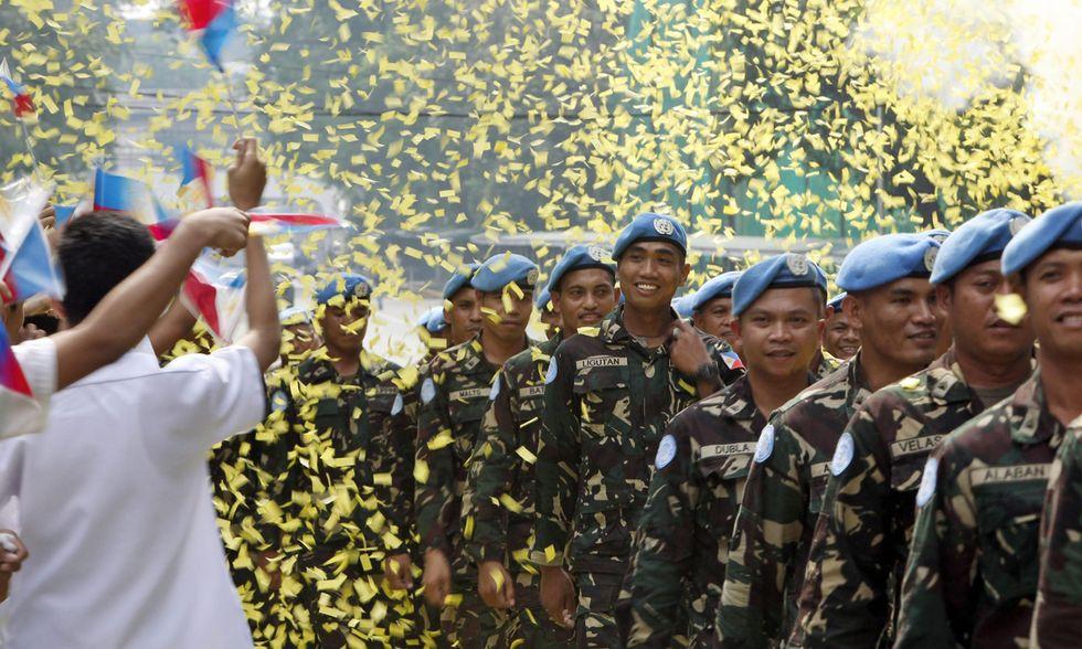 Onu: altri 40 mila caschi blu per la pace nel mondo