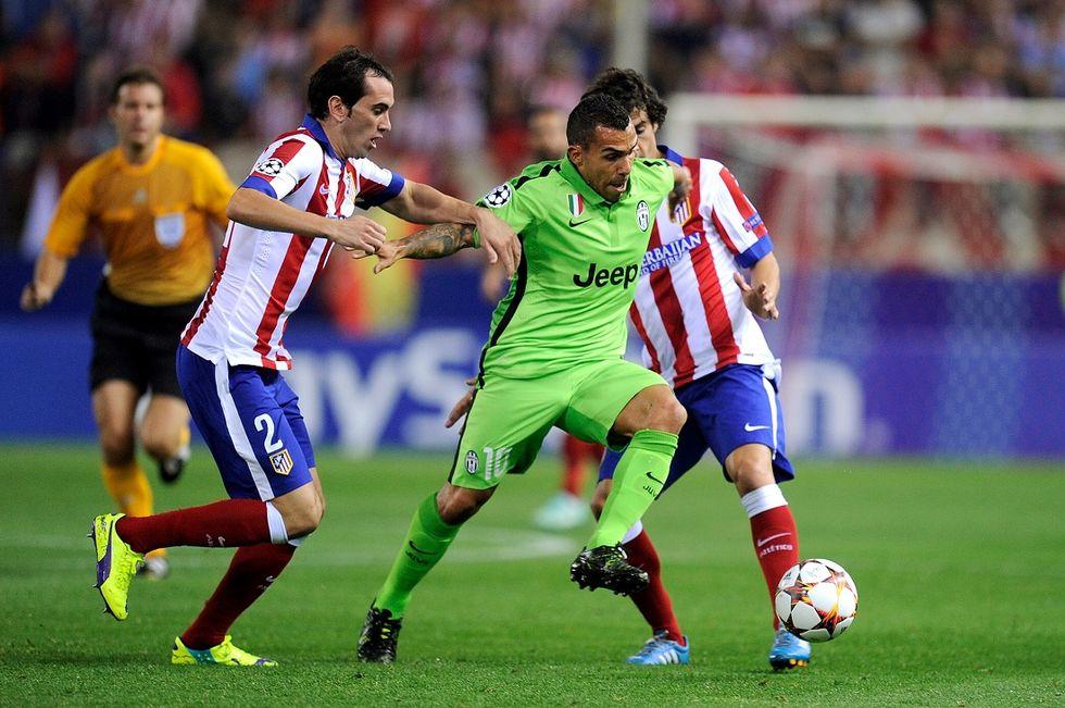 Atletico Madrid-Juventus 1-0, la moviola