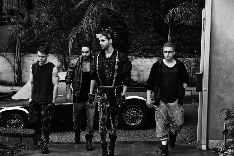 Tokio Hotel, altro che teen: arriva la svolta sexy-shock