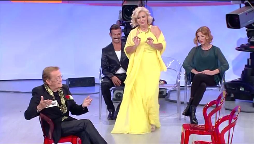 Uomini e Donne, è Tina-show contro Marcello