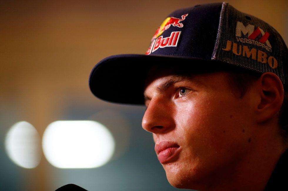 Verstappen, il pilota di F1 più giovane di sempre