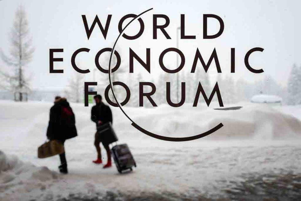 DAVOS-politico-economico-summit