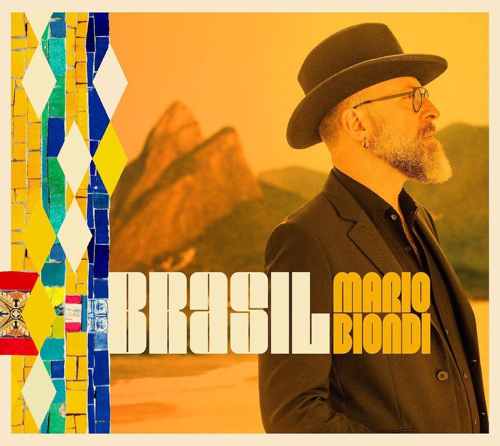 Mario Biondi canta il Brasile e debutta nei palasport