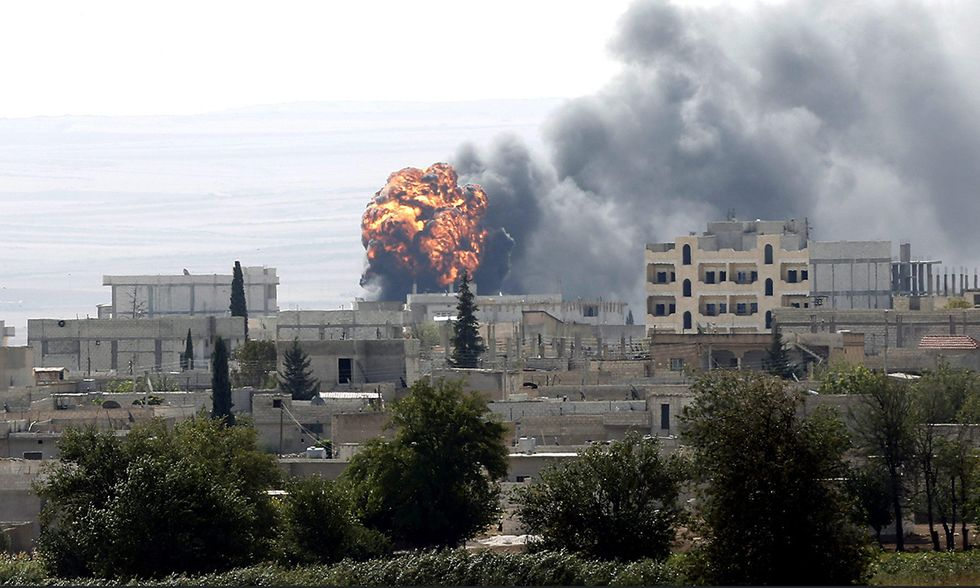 Kobane e il cinismo turco-occidentale