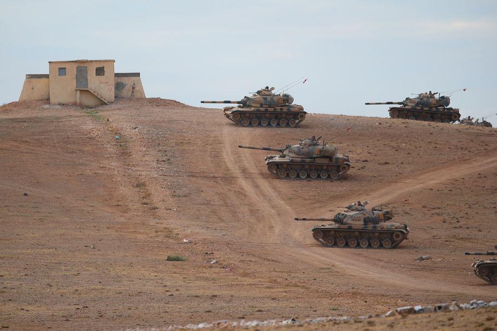 La Turchia in guerra contro lo Stato Islamico