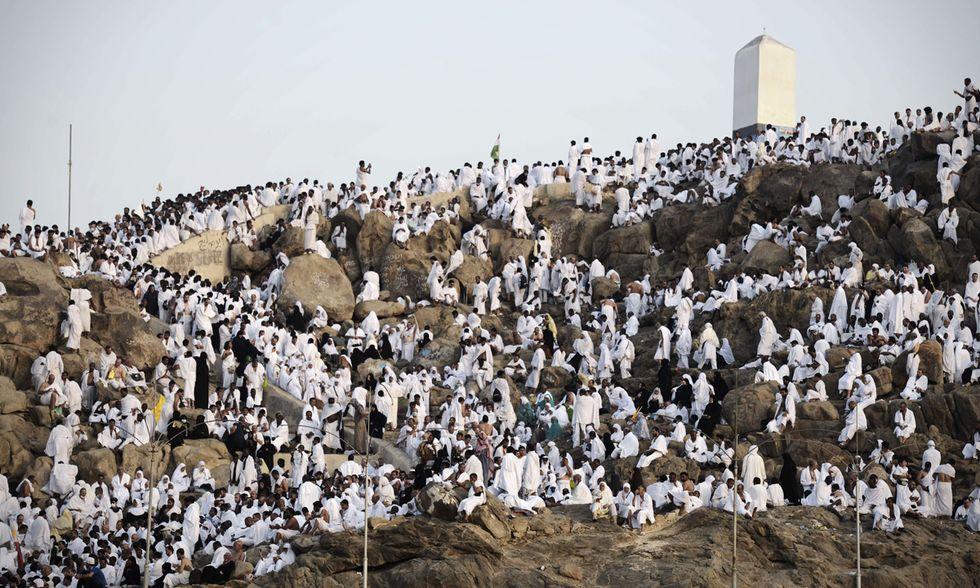 Il pellegrinaggio alla Mecca e altre foto del giorno, 03.10.2014