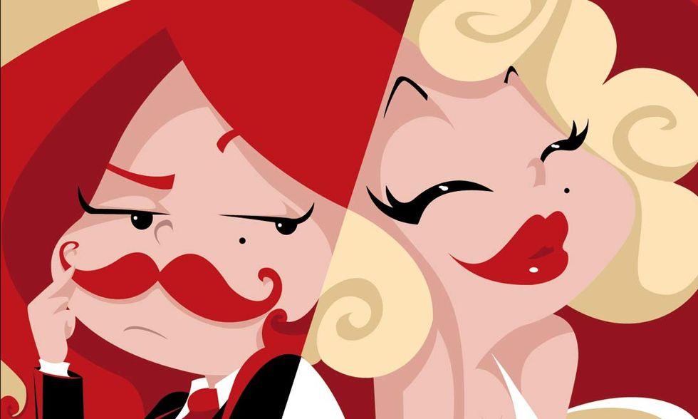 Felinia - Non tutte vogliono essere Marilyn, le tavole del fumetto di Sketch & Breakfast