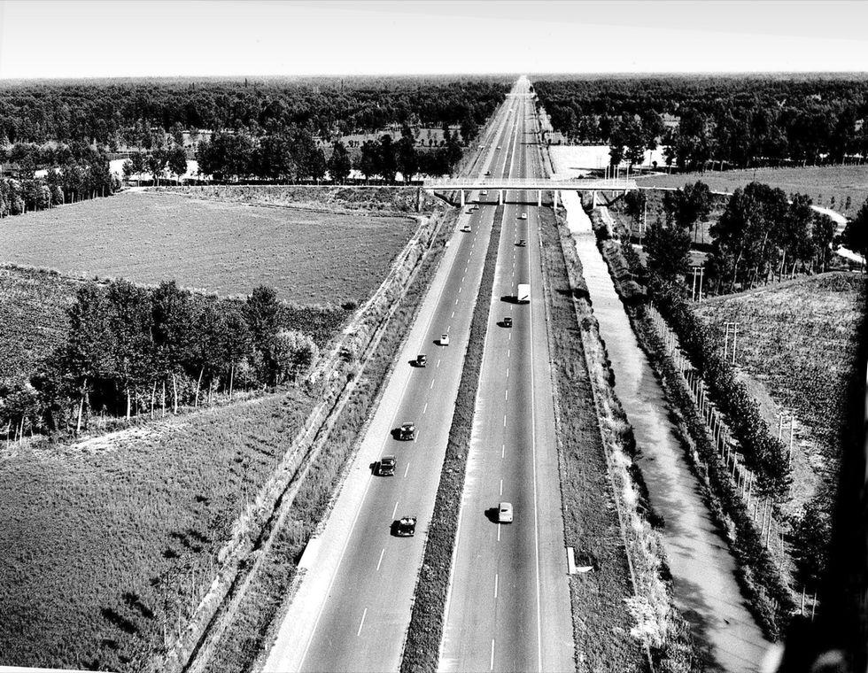 I 50 anni dell'Autostrada del Sole