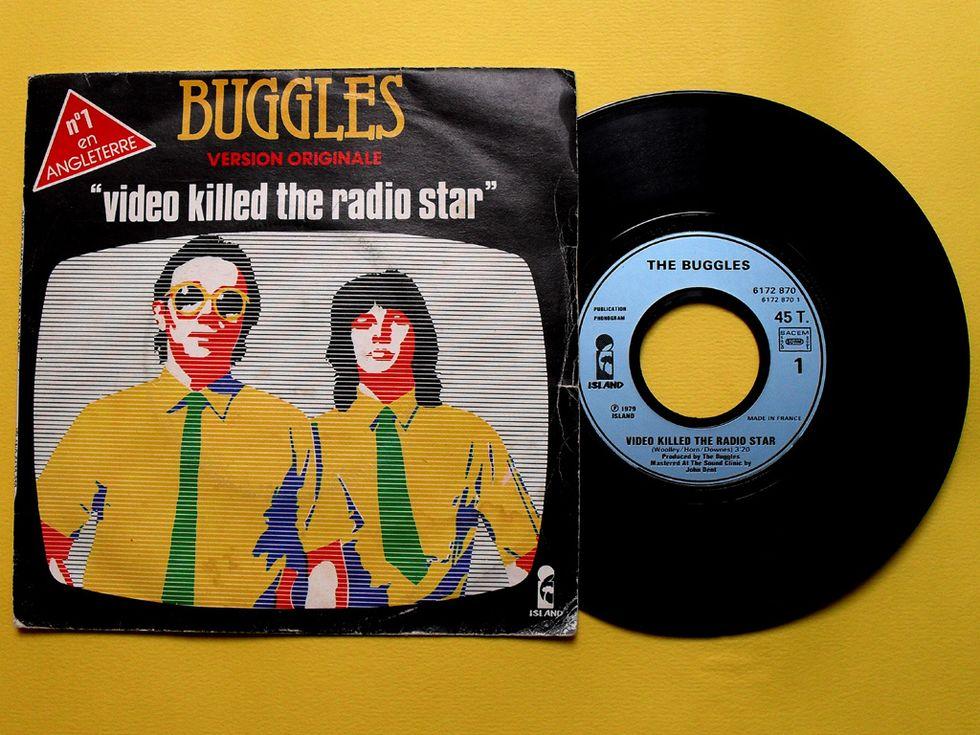 """90 anni di radio : quando i Buggles cantavano """"Video killed the radio star"""""""