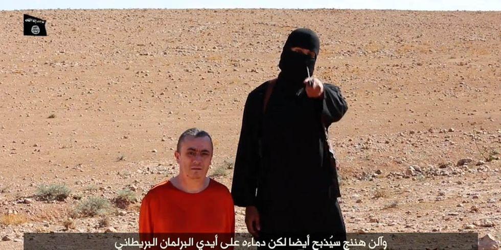 Isis, decapitato un ostaggio britannico