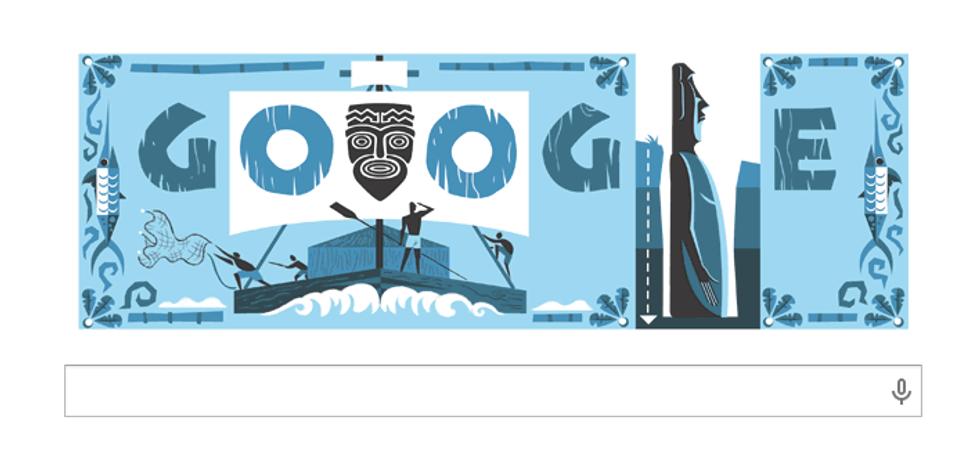 Doodle: dedicato all'esploratore Thor Heyerdahl