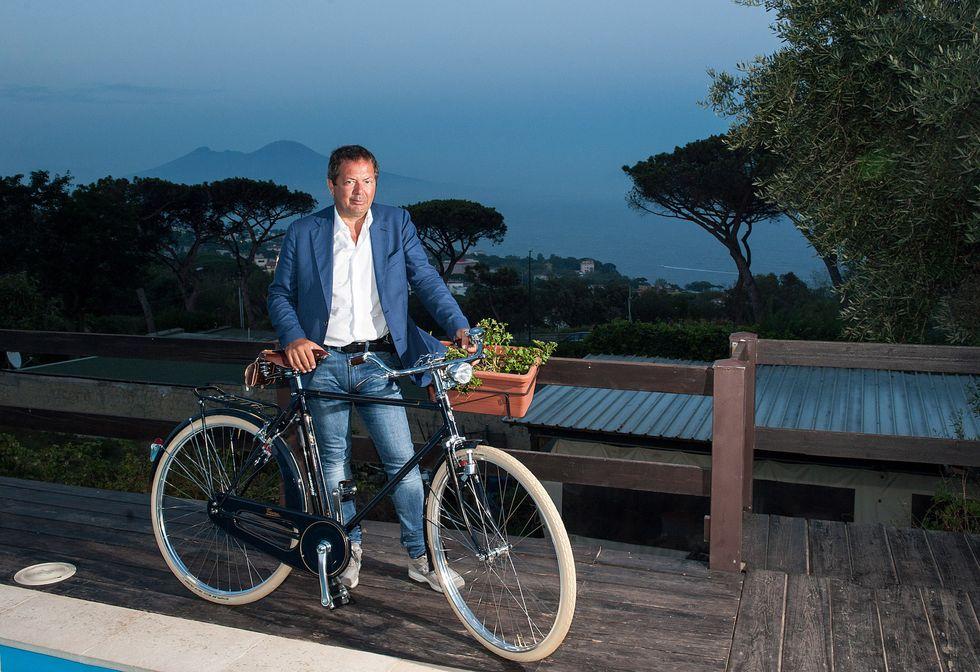 La bici Taurus rinasce tecnologica e di lusso
