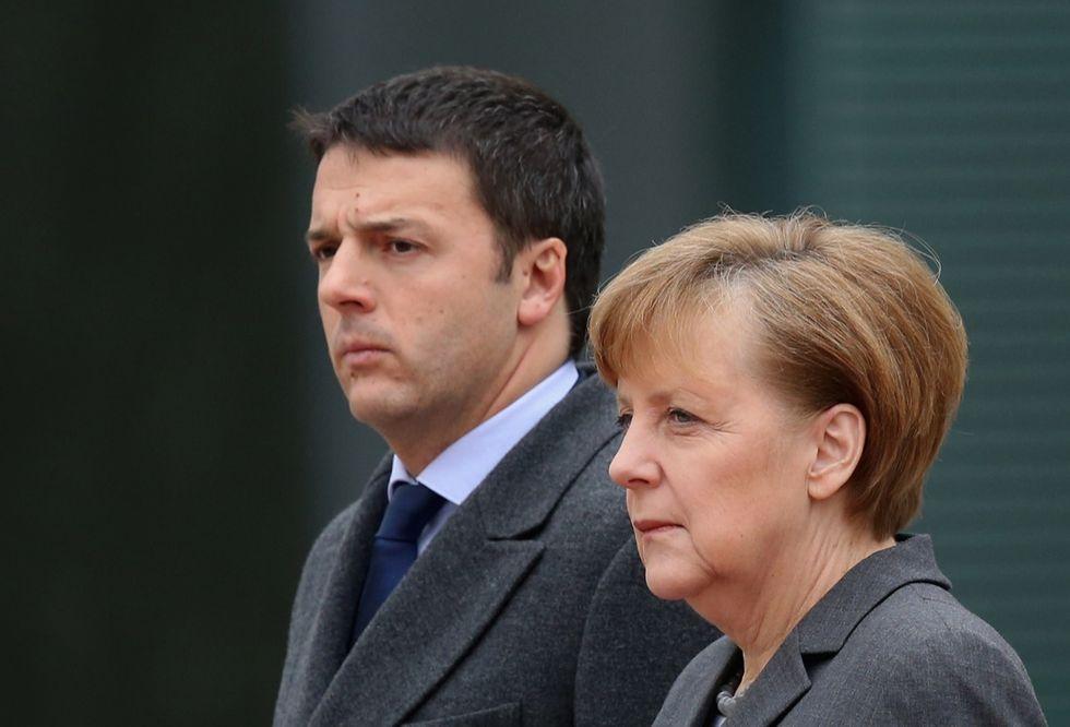 """Renzi e il """"grande freddo"""""""
