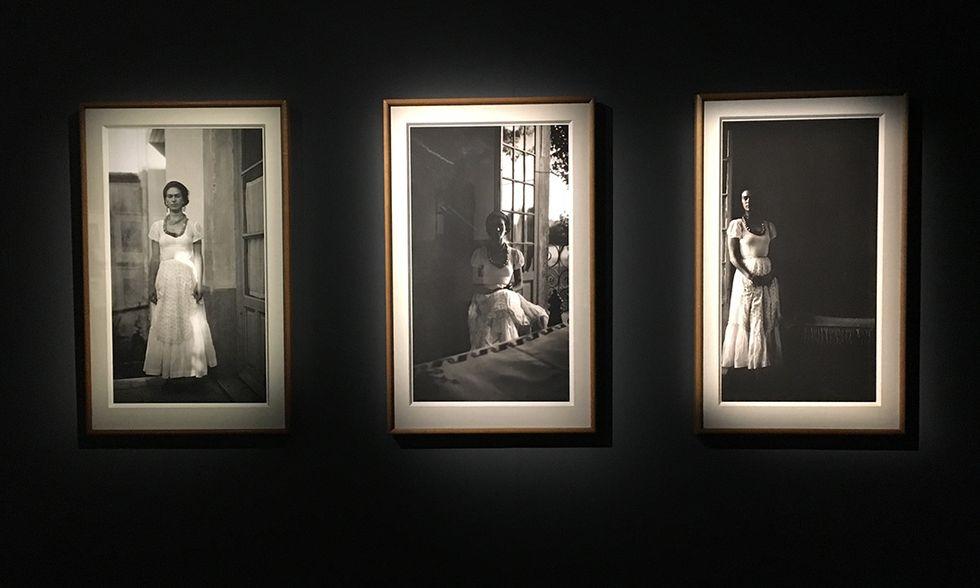 Ritratti di Guillermo Dàvila, Frida Kahlo (1929) - collezione Riccardo Lowenberg