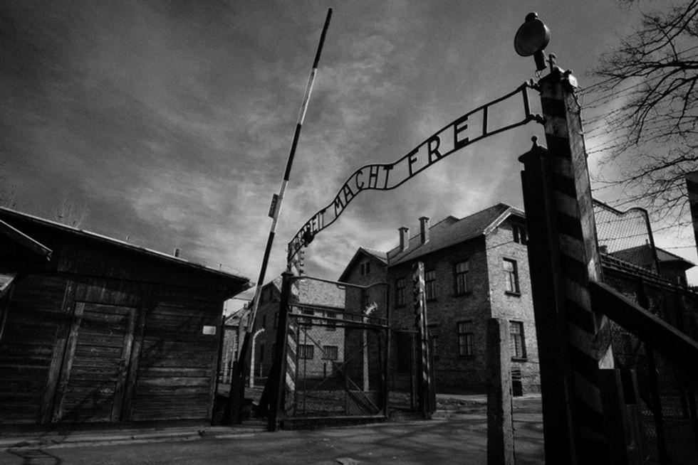 olocausto negazionismo